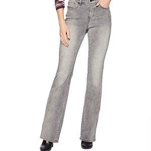Boston Proper | Gray wash Boot cut jeans size 8